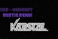 "Joker – ""Midnight (Rustie Remix)"""
