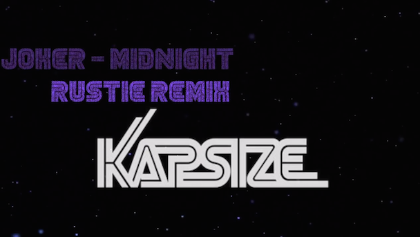 "Joker - ""Midnight (Rustie Remix)"""