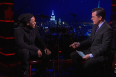Watch Kendrick Lamar Debut A New Song On <em>Colbert</em>