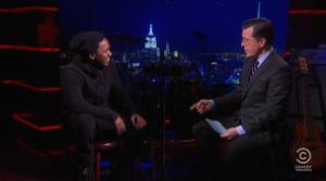 Watch Kendrick Lamar Debut A New Song On Colbert