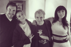 Lindsay Lohan Says She's Recording With Duran Duran