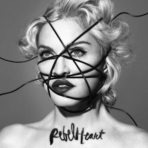 Madonna Releases Six New Tracks, Announces Album Rebel Heart