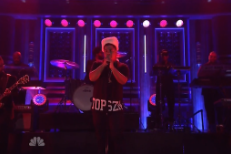 "Watch iLoveMakonnen Perform ""Tuesday"" With The Roots On The Tonight Show"