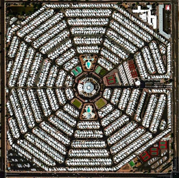 Here's Modest Mouse's Strangers To Ourselves Album Cover