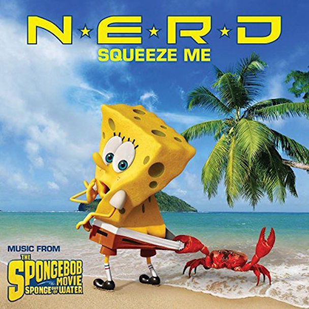 "N.E.R.D - ""Squeeze Me"""