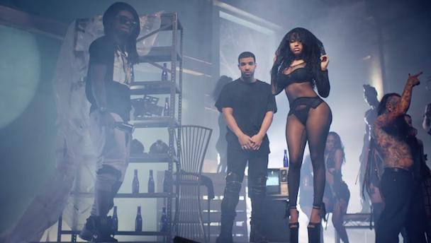 """Nicki Minaj - """"Only"""" (Feat. Drake, Lil Wayne, Chris Brown) Video"""