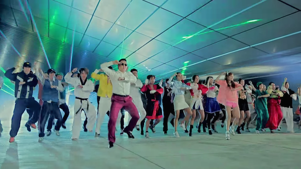 """Gangnam Style"" Broke YouTube's View Counter"