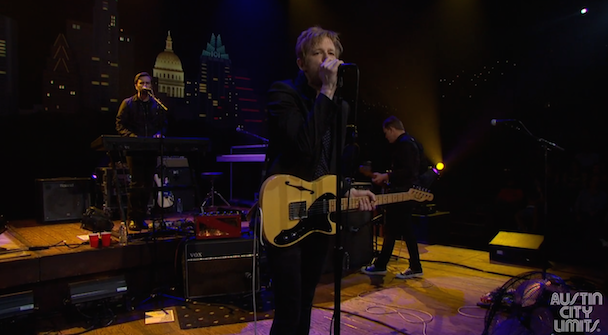 """Watch Spoon Play """"Do You"""" On Austin City Limits"""