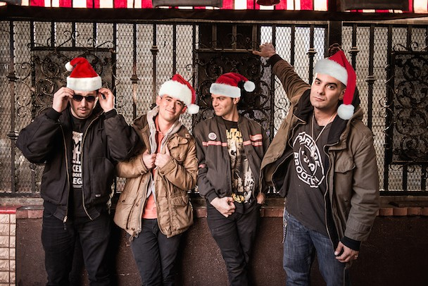 "The So So Glos – ""Father Christmas"" (The Kinks Cover) (Stereogum ..."
