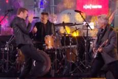U2 W/ Chris Martin