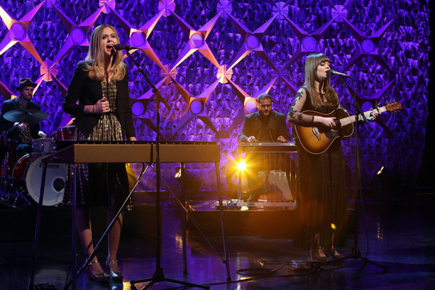 Watch First Aid Kit Play &#8220;My Silver Lining&#8221; On <em>Ellen</em>