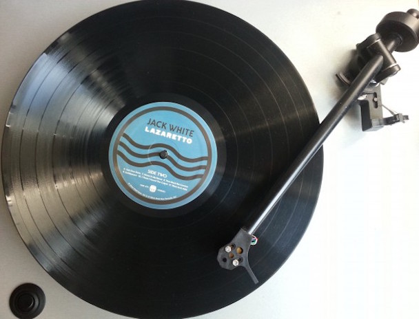 Bestselling Vinyl Of 2014 Includes Jack White, Beck, Lana Del Rey