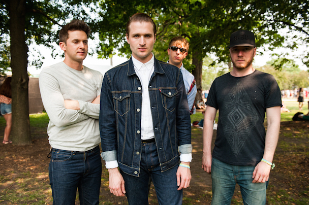 "Hear Two Unreleased Wild Beasts Songs In A ""GIF-Novel"" From Jameson"