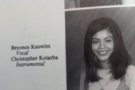 Gawker Thread Unearths High School Yearbook Photos Of Eddie Vedder, Grimes, Beyoncé, More