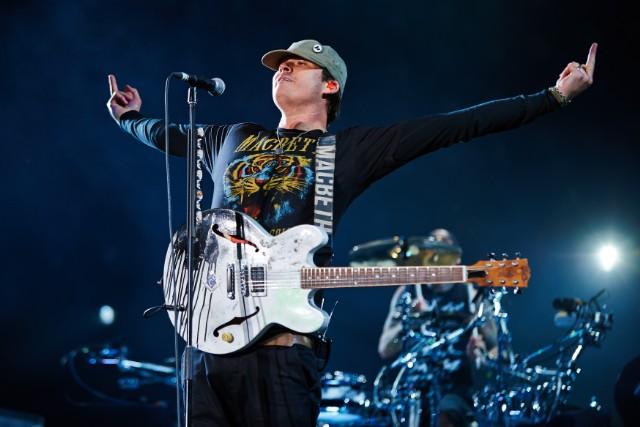 Tom DeLonge Blink-182