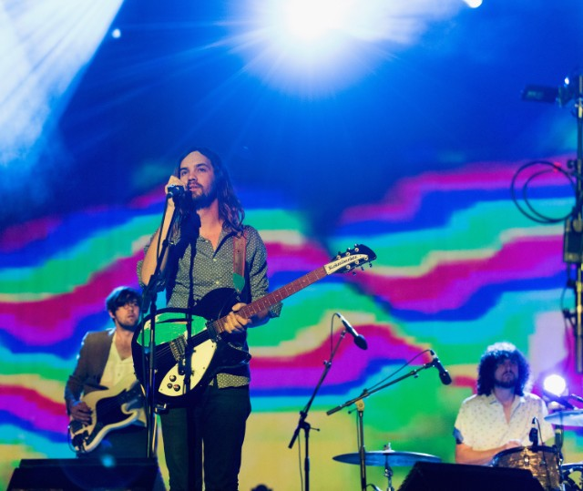 Tame Impala Perform At The Shrine Auditorium