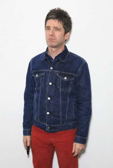 Noel Gallagher @ Edun Pre Fall Dinner