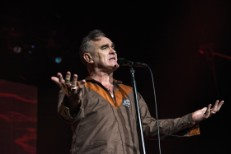 Morrissey Performs At Black Box In Istanbul