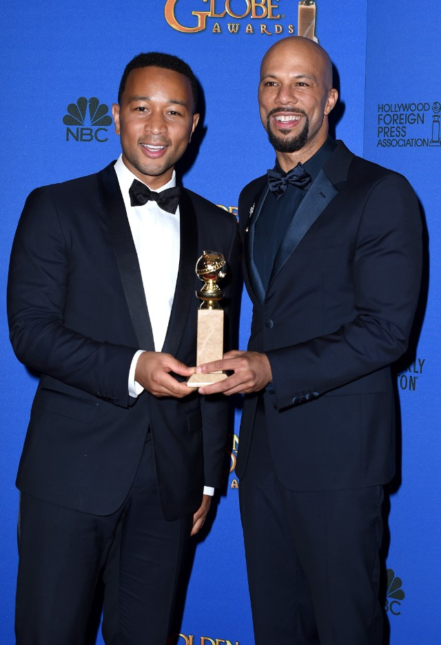 John Legend & Common Win Golden Globes