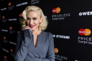Gwen Stefani's First Solo Show In Six Years Is Grammys Weekend In L.A.