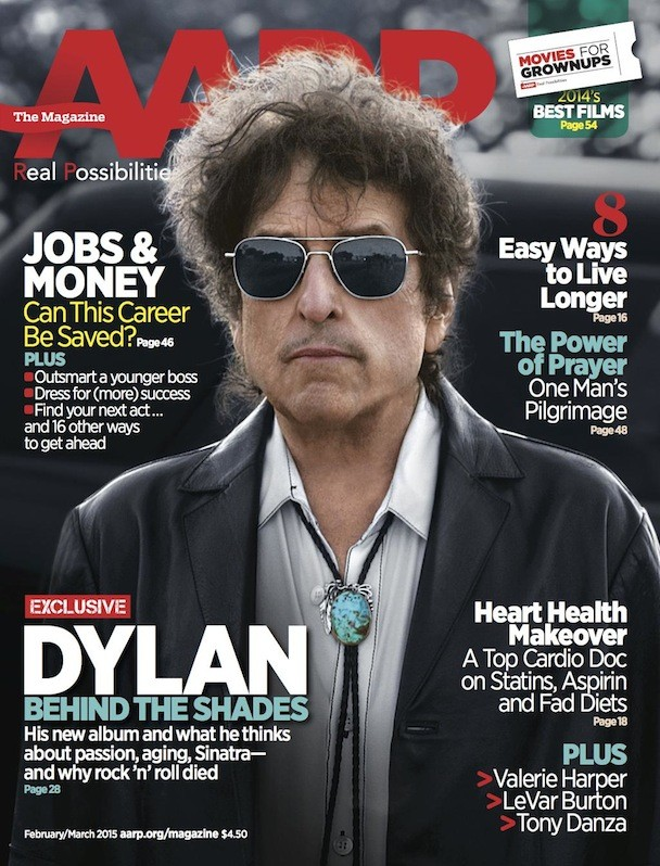 Bob Dylan Gives First Interview In 3 Years To AARP