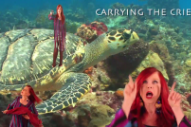 "Kate Pierson – ""Bring Your Arms"" Lyric Video"