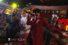Watch Mark Ronson &#038; Bruno Mars Funk Up <em>Ellen</em>&#8217;s Studio Audience