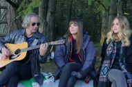 "Watch First Aid Kit Cover R.E.M.'s ""Walk Unafraid"" With Peter Buck"