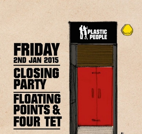 Four Tet and Floating Points poster