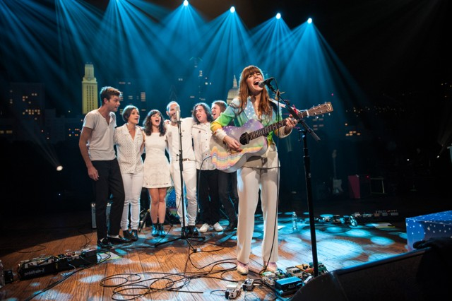 Jenny Lewis on ACL
