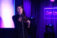 "Watch Jessie Ware Cover Labrinth's ""Jealous"" & Chaka Khan's ""Through The Fire"" On BBC Radio 1"