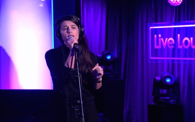 Jessie Ware on Live Lounge