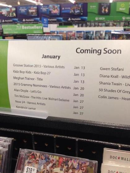 Kendrick Lamar Wal-Mart
