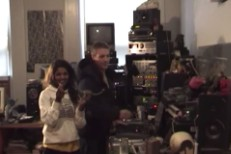 Watch M.I.A. Goof Off In &#8220;The Only Fresh Exciting Bit&#8221; Of Diplo Doc <em>F1ORIDA</em>