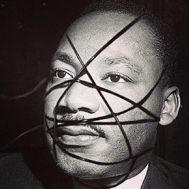 Madonna Draws Fire For Using Black Civil Rights Leaders' Images To Promote Rebel Heart