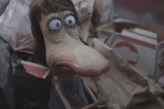 Watch Kathleen Hanna Voice An Alien In Short Film Myrna The Monster