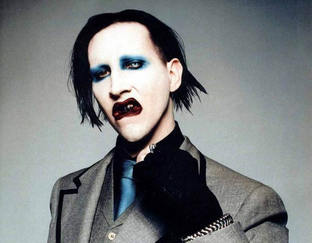 marilyn manson admits that he did not actually invent the term