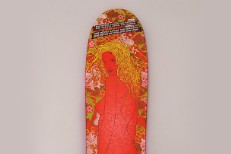 Check Out The Official Nick Cave Skateboard