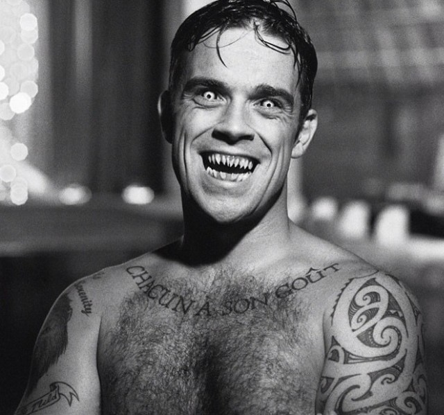 robbie williams - photo #40
