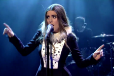 Watch Ryn Weaver Make Her TV Debut On <em>Letterman</em>
