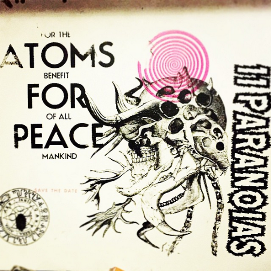 Atoms For Peace teaser