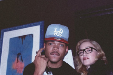Chance The Rapper & Madonna