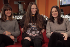 "The Staves Describe Living And Working With Their ""Gandalf,"" Justin Vernon"