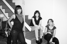 "Sleater-Kinney – ""Heavy When I Need It"" & ""The Fog And Filthy Air"""