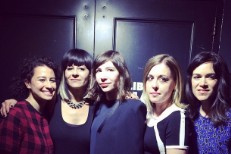 Watch The Women Of <em>Broad City</em> Interview Sleater-Kinney