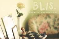 "Blis. – ""Floating Somewhere High And Above"""