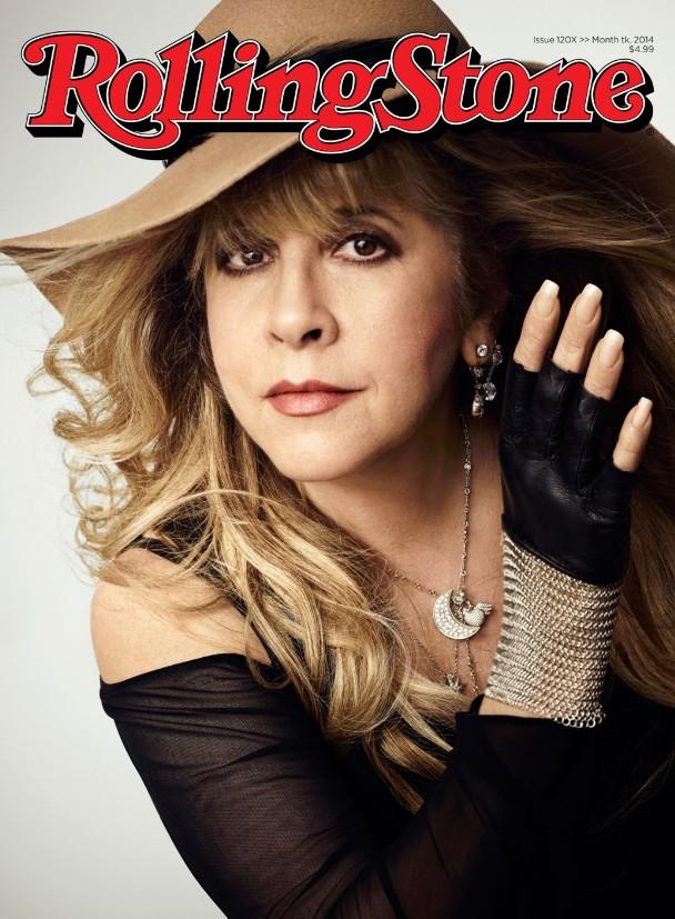 Watch Stevie Nicks Play A Stripped Down Gypsy To