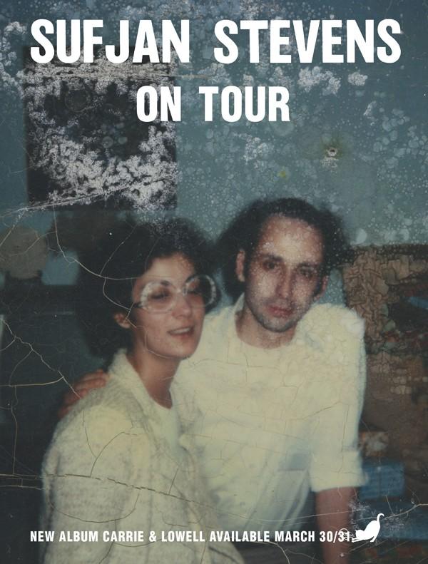 Sufjan Stevens On Tour