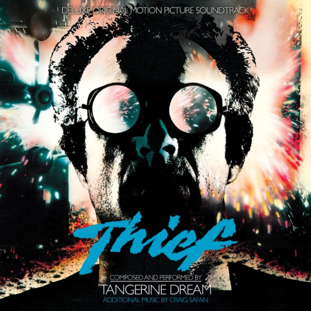 Tangerine Dream - Thief soundtrack