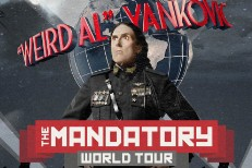 Weird Al Yankovic tour